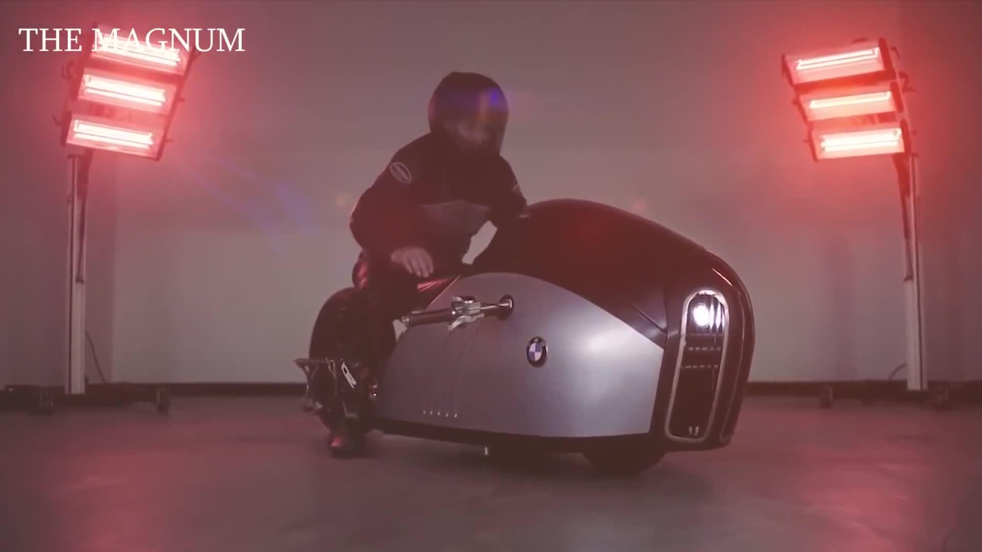10 loại xe máy đến từ tương lai mà bạn cần biết