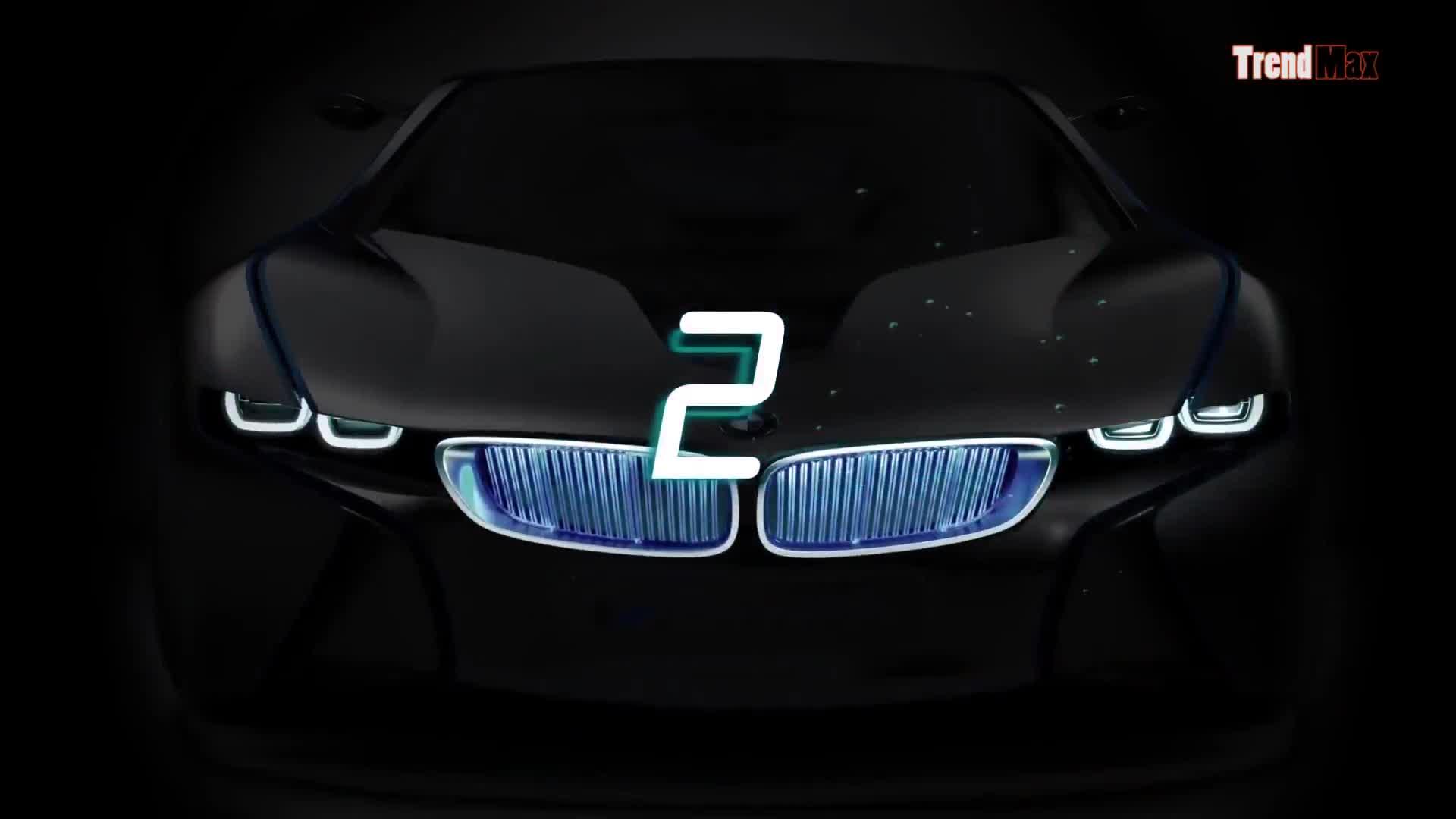 Điểm danh 10 chiếc xe ô tô nhanh nhất thế giới