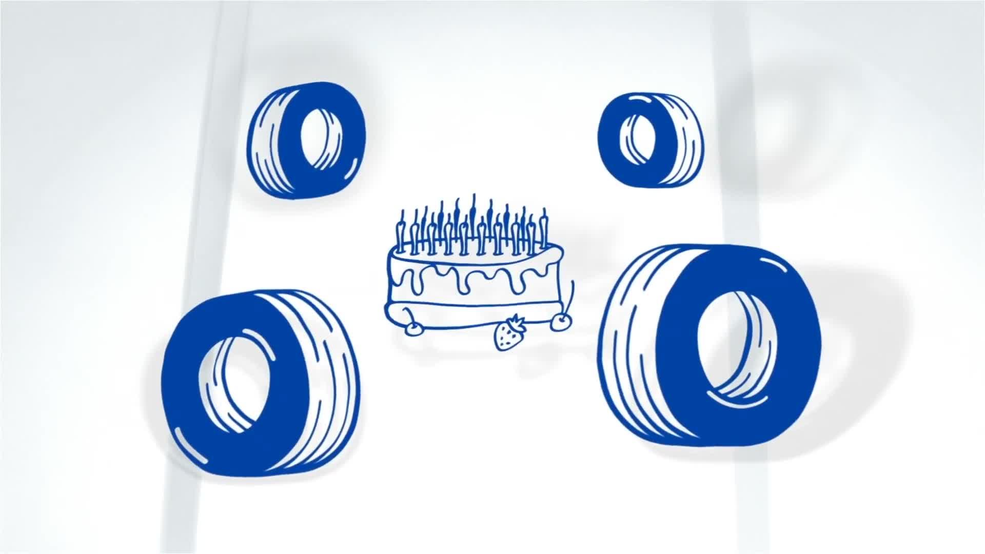 Tại sao phải đảo lốp xe