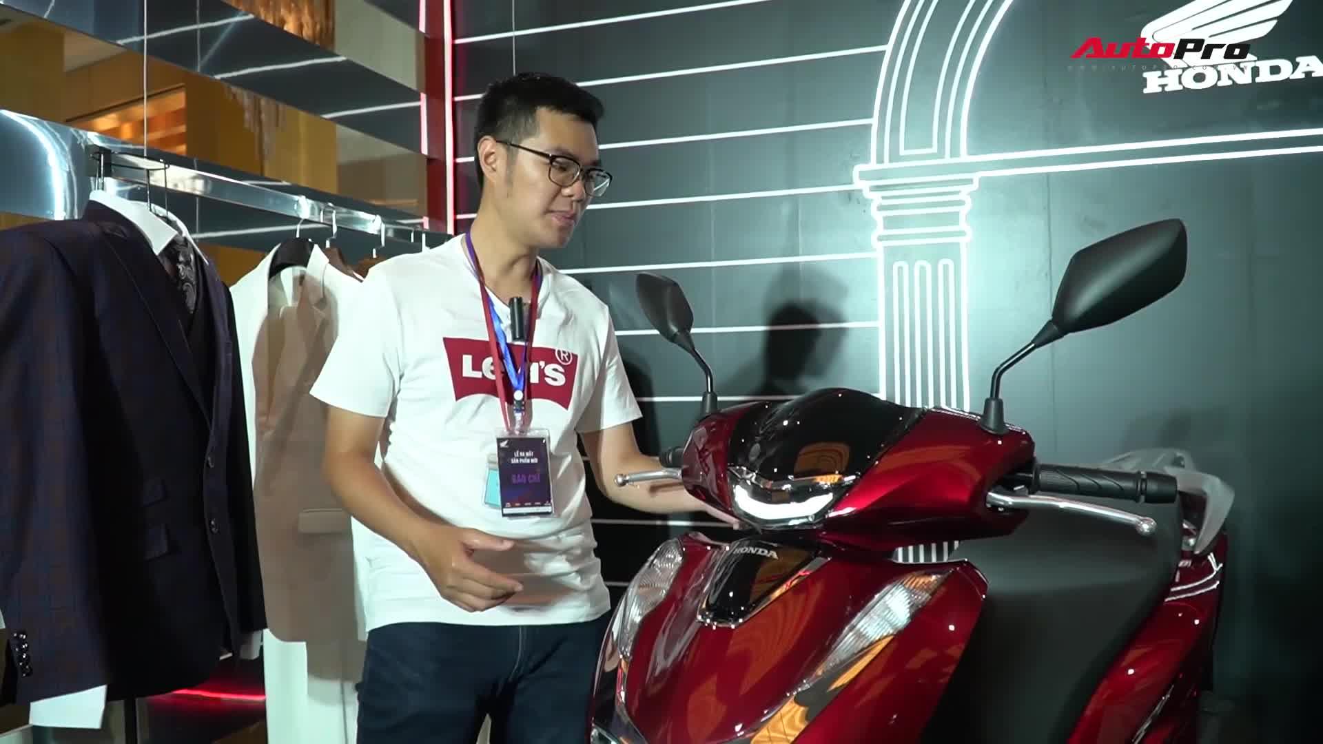 Khám phá nhanh Honda SH 2020: Thay đổi toàn diện, giá tăng nhẹ
