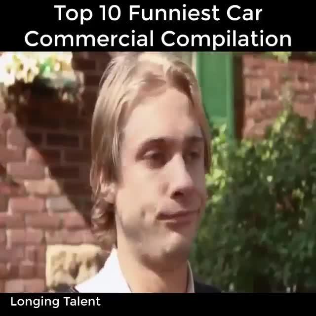 10 quảng cáo đỉnh cao về xe hơi, xem xong không ai có thể nhịn cười