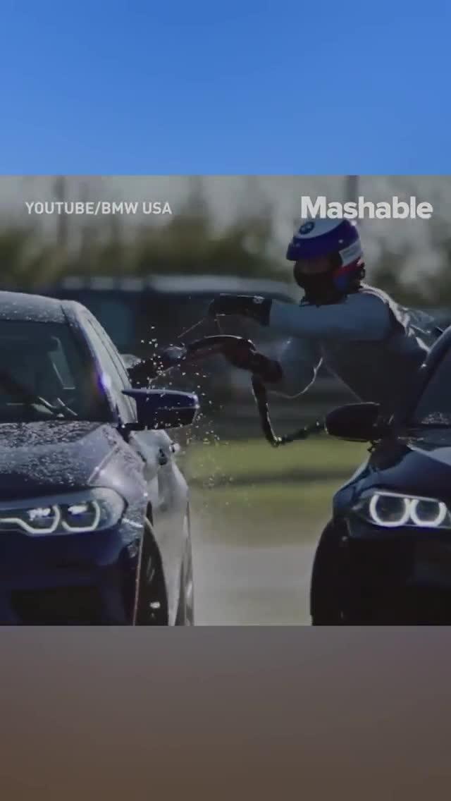 Chiếc xe drift liên tục trong 8 tiếng đồng hồ đạt kỷ lục thế giới