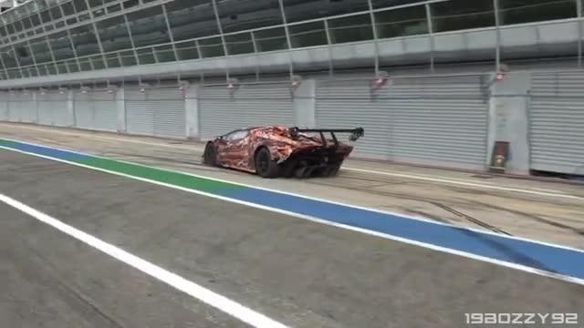 Liệu đây có phải siêu xe kế nhiệm Lamborghini Aventador?