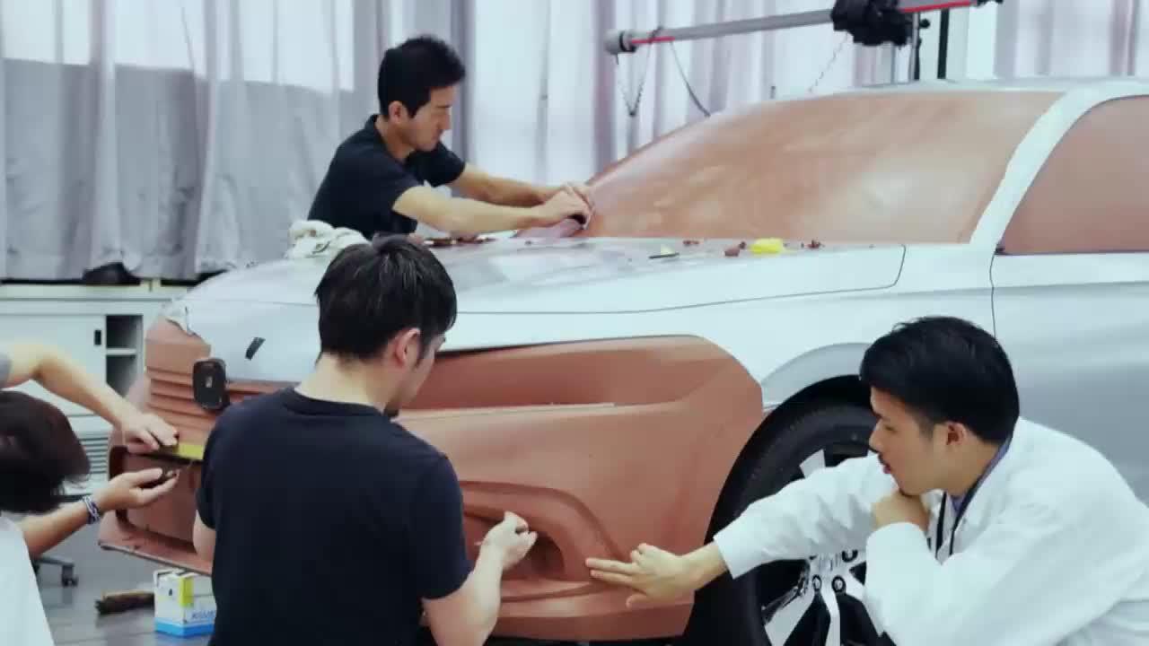 Đằng sau thiết kế Honda Civic 2022