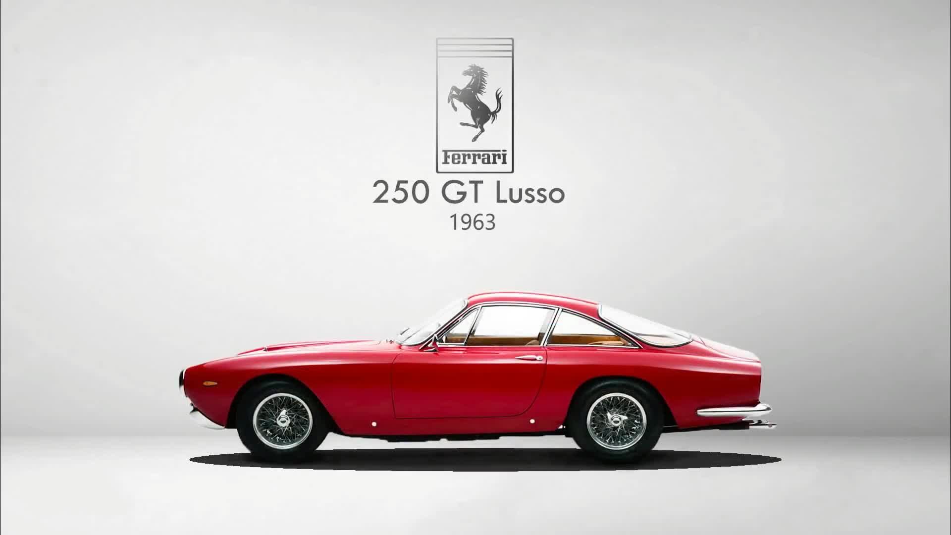 Hành trình tiến hoá của thương hiệu Ferrari trong 70 năm qua