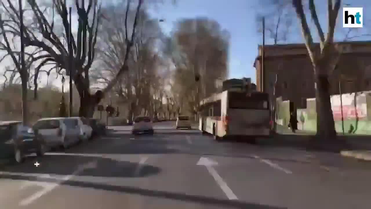 Time-lapse: Toàn cảnh đường phố Italy vắng lặng thời COVID-19