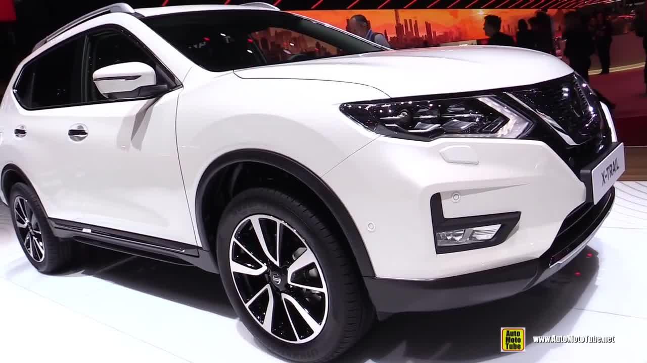 Xem trước Nissan X-Trail 2020 nhiều khả năng ra mắt tại Việt Nam trong năm nay