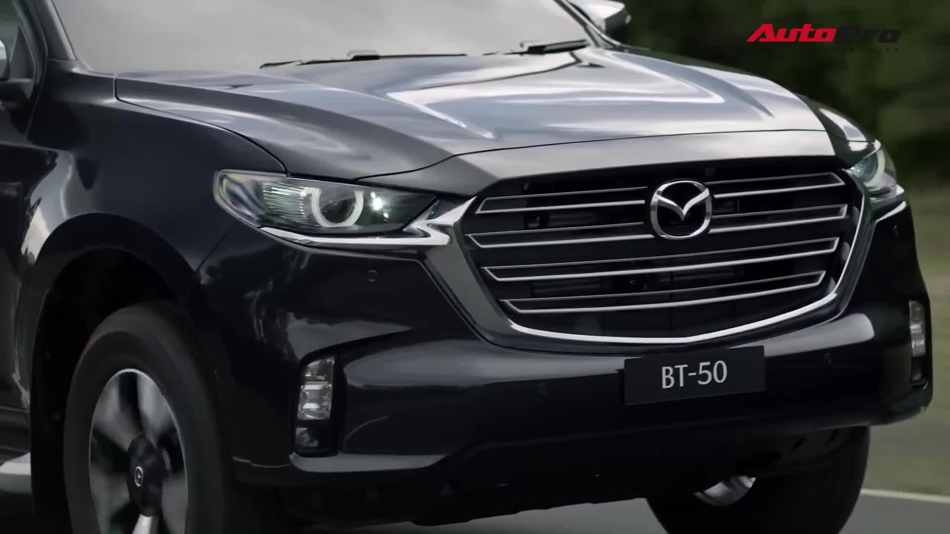 Khám phá nhanh Mazda BT-50 2021