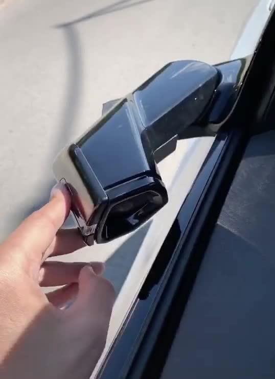 Chiếc gương ô tô này hẳn sẽ phổ biến trong tương lai