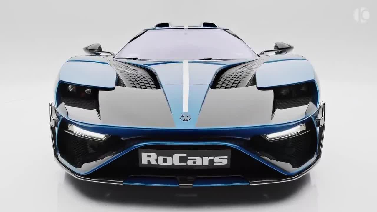 Chiêm ngưỡng gói độ Mansory của Ford GT 2020