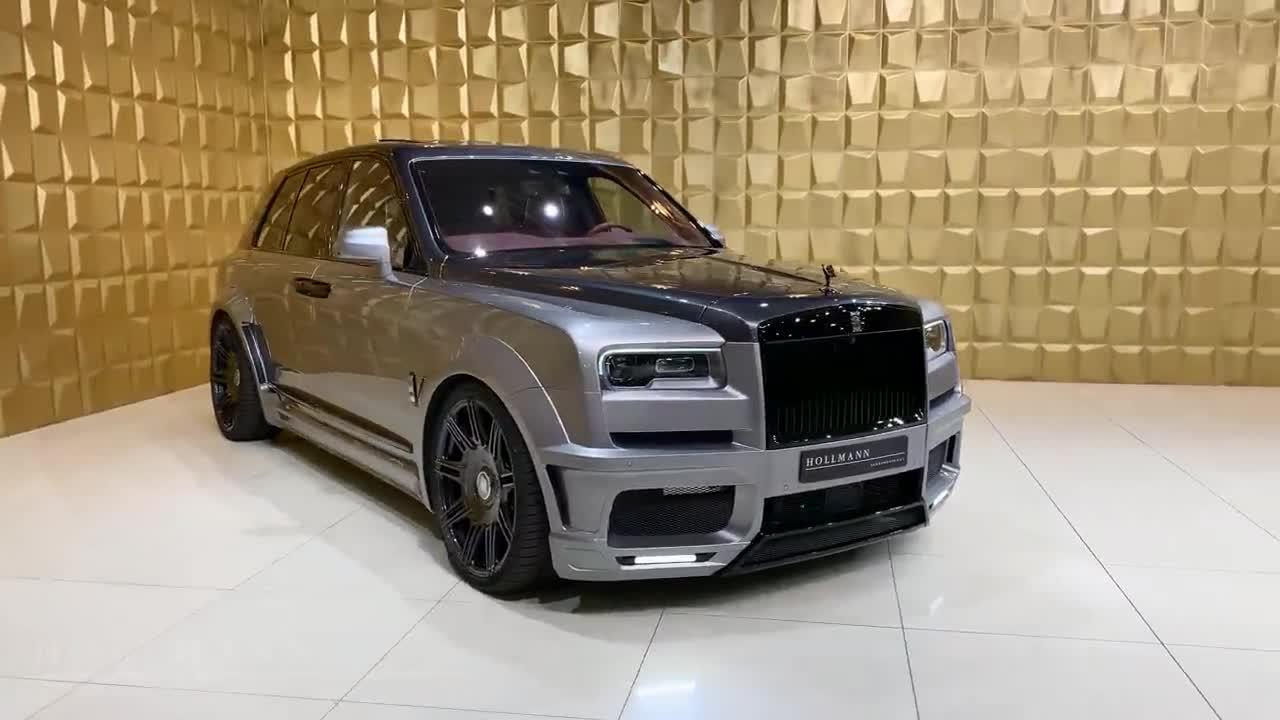 Khám phá nhanh chiếc Rolls-Royce Cullinan với gói nâng cấp bởi hãng độ Novitec