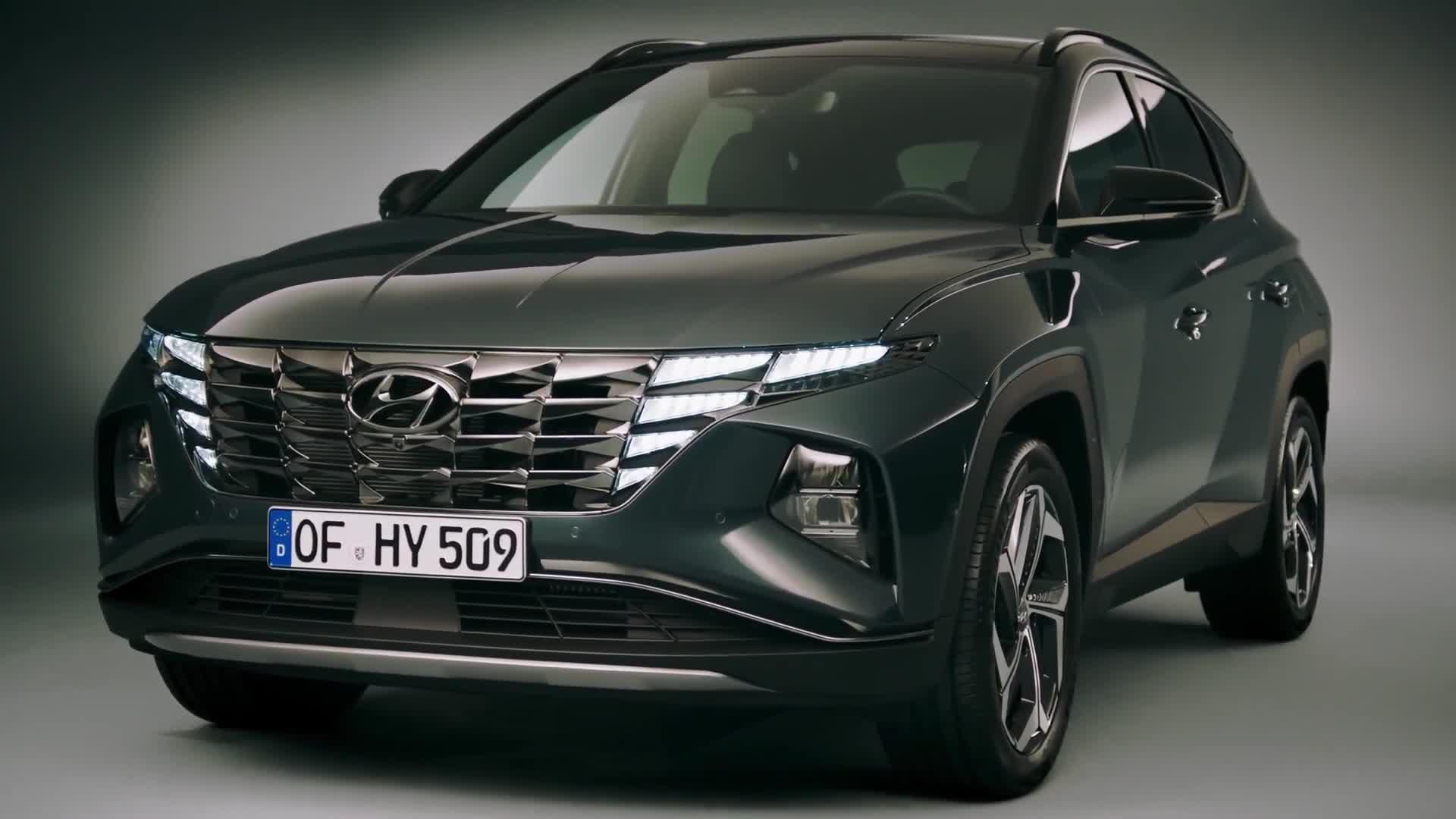 Khám phá nhanh Hyundai Tucson 2021