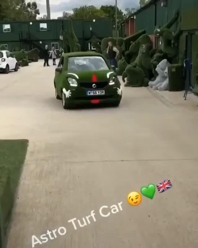 Như thế nào là một chiếc xe thân thiện với môi trường?