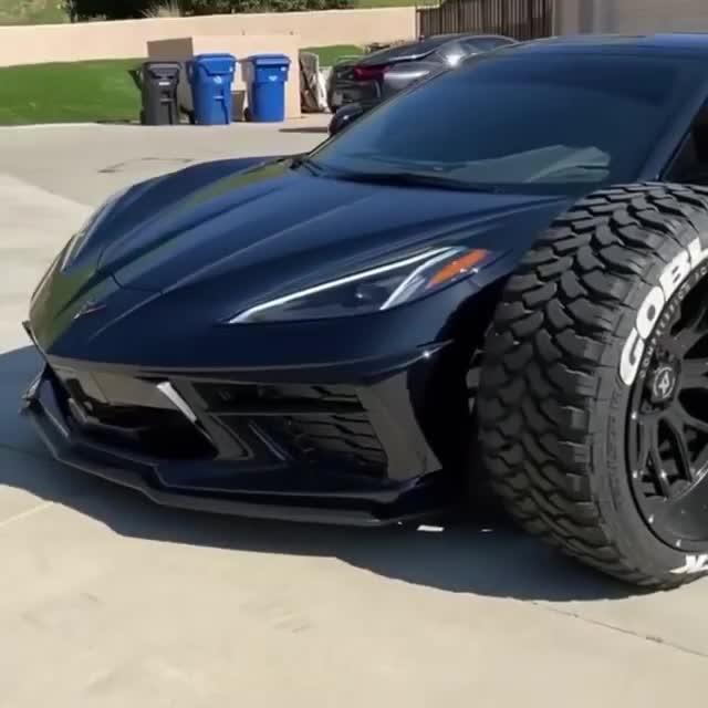 Chưa hài lòng với nguyên mẫu của nhà sản xuất, chủ nhân chiếc xe này còn độ theo phong cách dị biệt