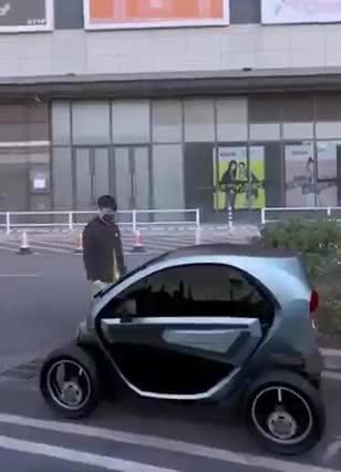 Những ý tưởng ô tô kỳ dị nhất thế giới