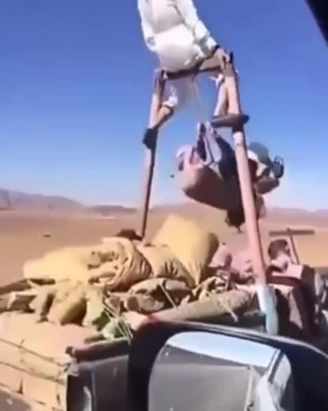 Khi độ liều của những dân chơi Ả Rập lên thêm một tầm cao mới