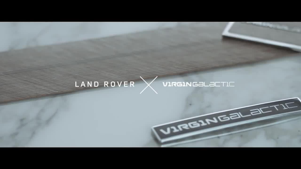 Land Rover tung phiên bản Range Rover 'vũ trụ'
