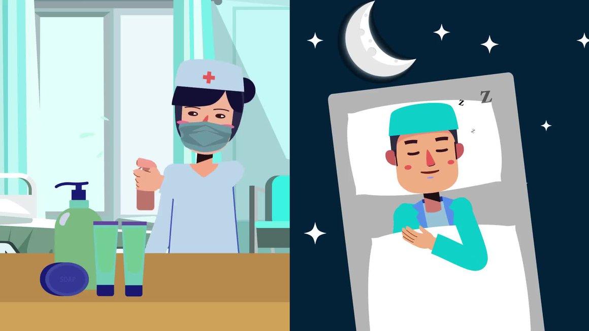 Bảo vệ người cao tuổi trong dịch Covid-19 tại trung tâm chăm sóc