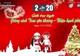 """Gala trực tuyến """"Giáng sinh Trao yêu thương - Nhận hạnh phúc"""" Mottainai 2020 (phần 1)"""