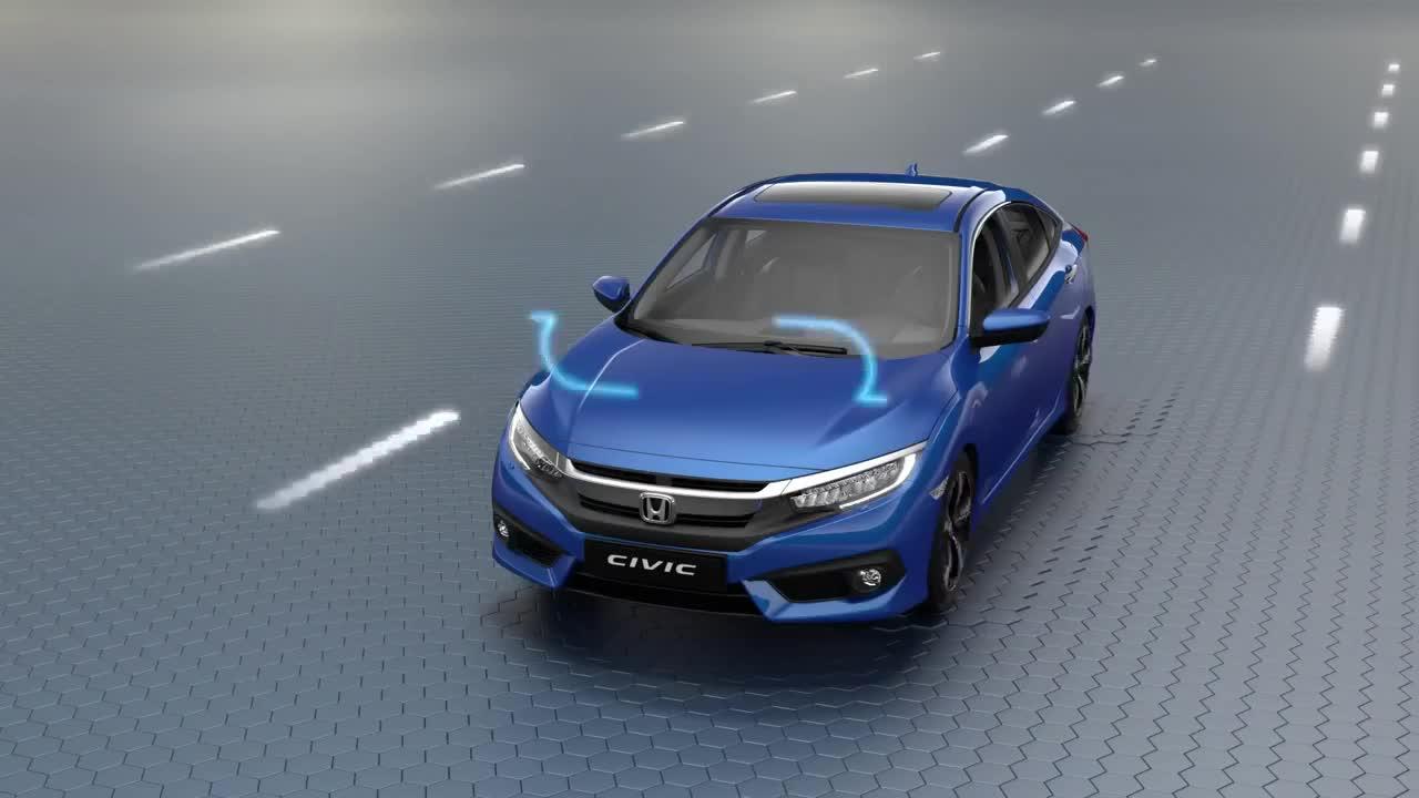 Chi tiết Honda Civic facelift 2019