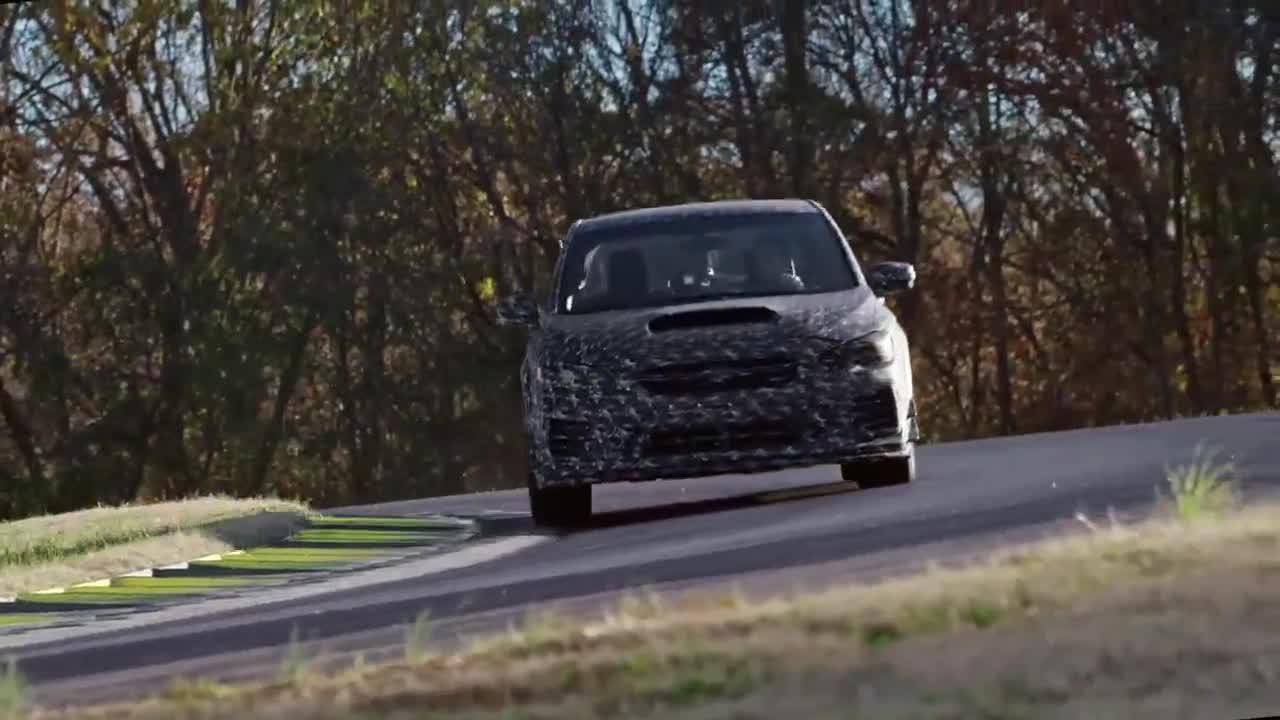 Trail Subaru WRX STI 209 ra mắt tại triển lãm Detroit 2019