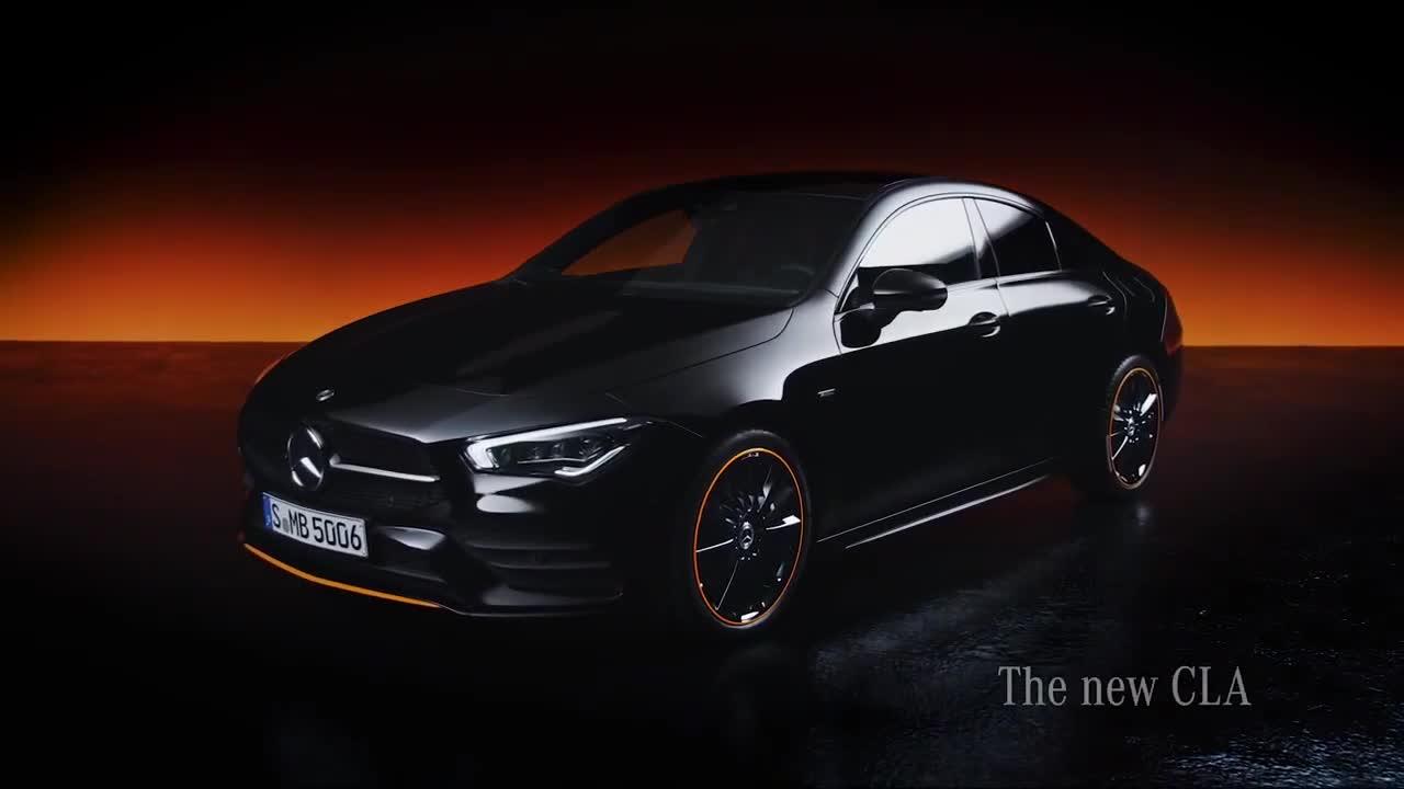 Chi tiết Mercedes-Benz CLA Coupe 2020 vừa ra mắt