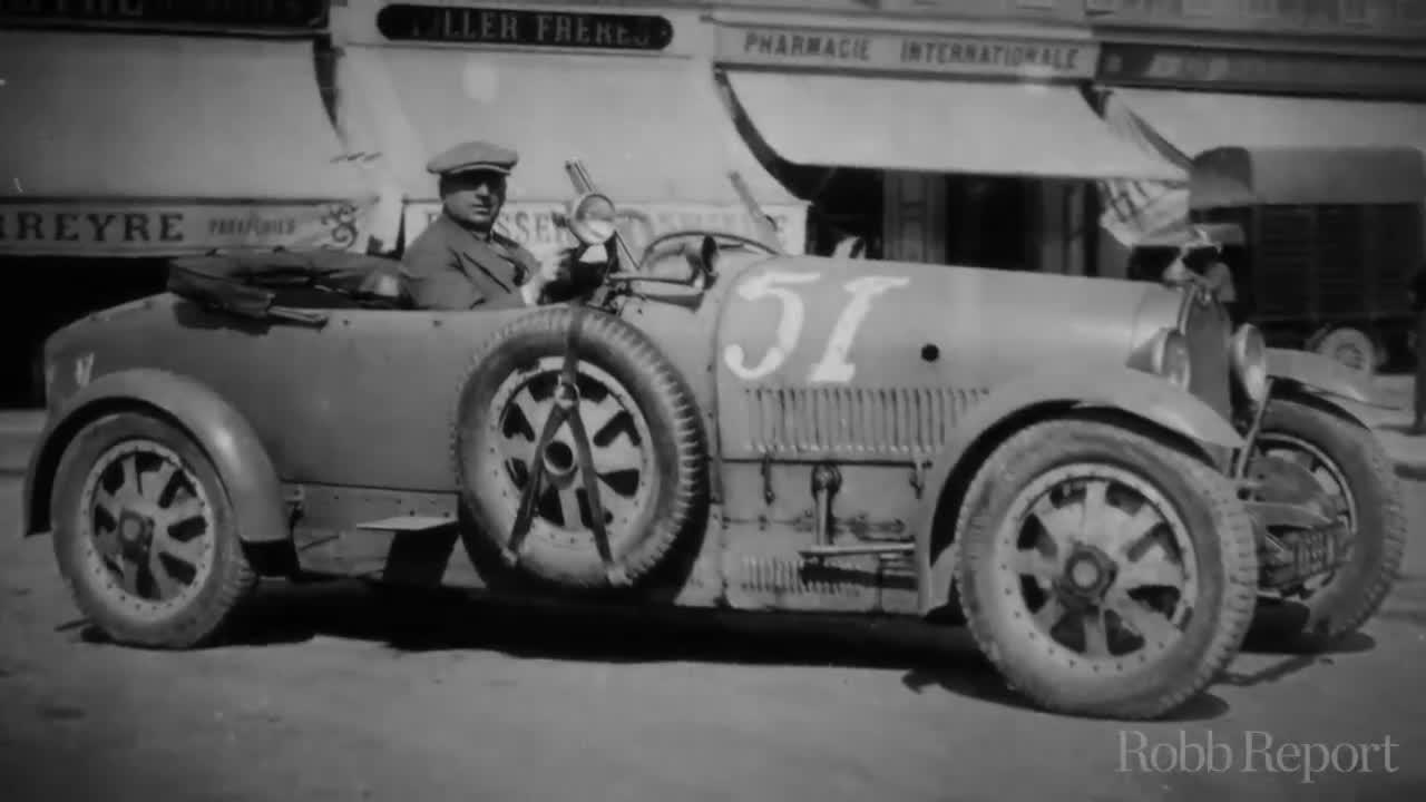 Hành trình đằng sau 75 năm dưới lòng hồ của chiếc xe đua Bugatti