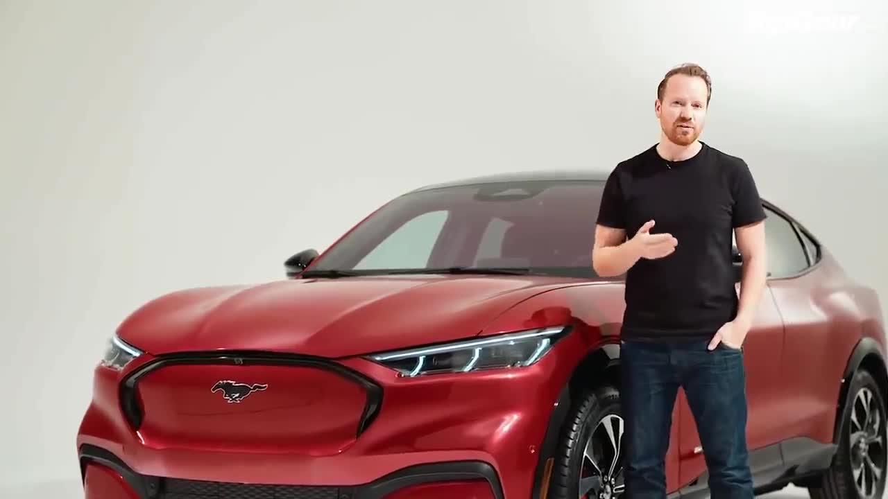 Tìm hiểu chi tiết Ford Mustang Mach-E