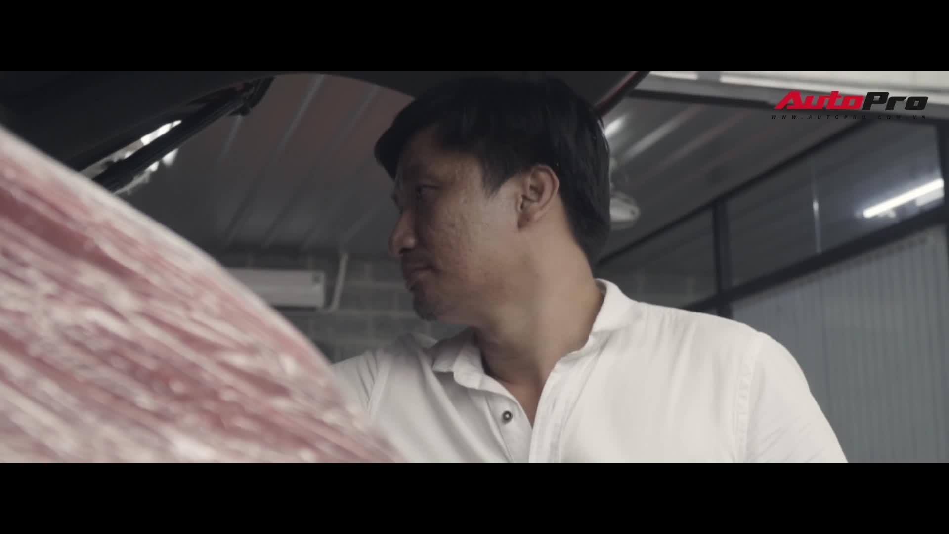 Đặng Khoa Vũ - Phù thuỷ âm thanh xe hơi tại Việt Nam