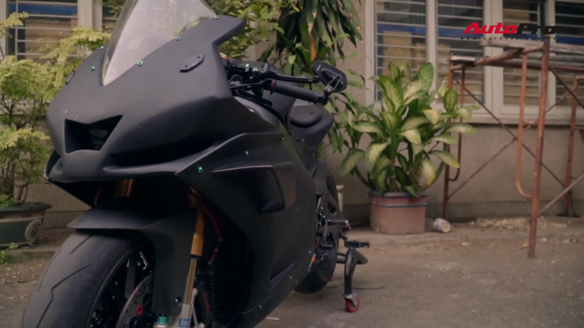Khám phá Aprilia RSV4 độ 400 triệu tiền đồ chơi của biker Sài Gòn