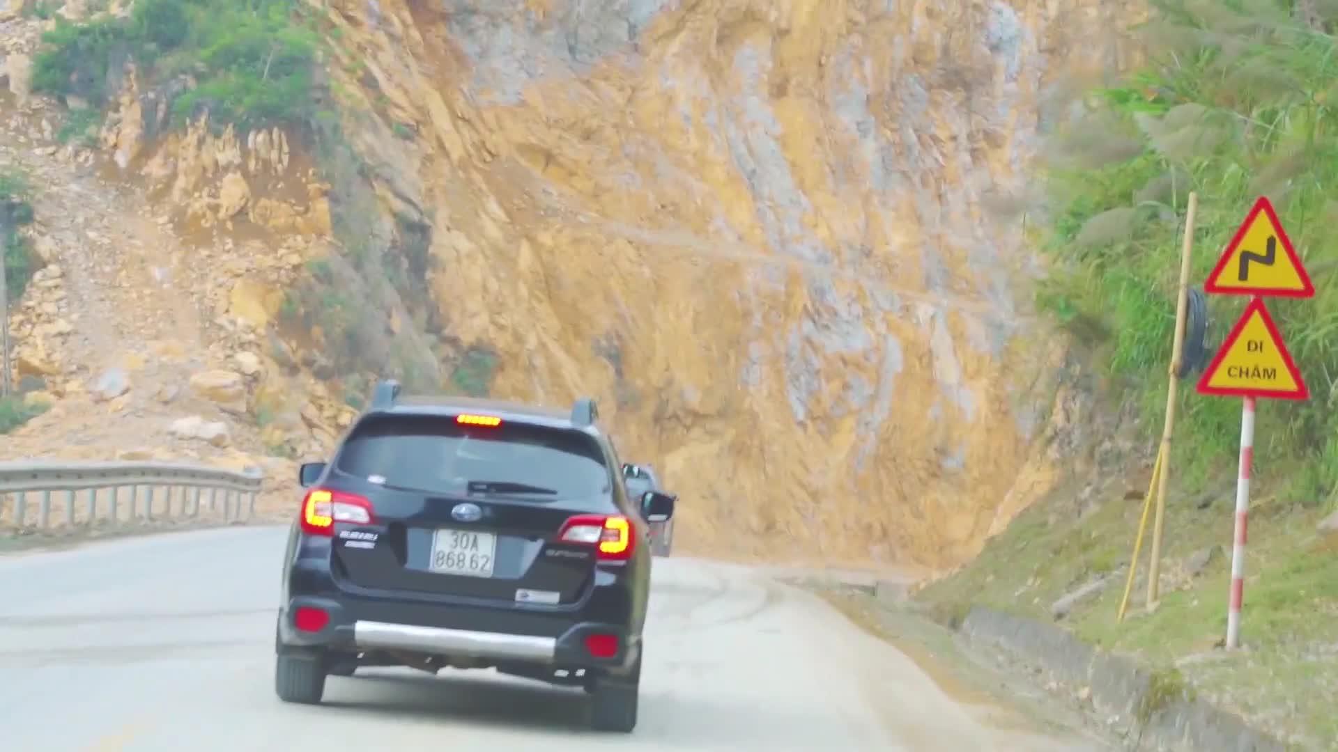 Hành trình Subaru Forester: 500km Hà Nội - Ninh Bình