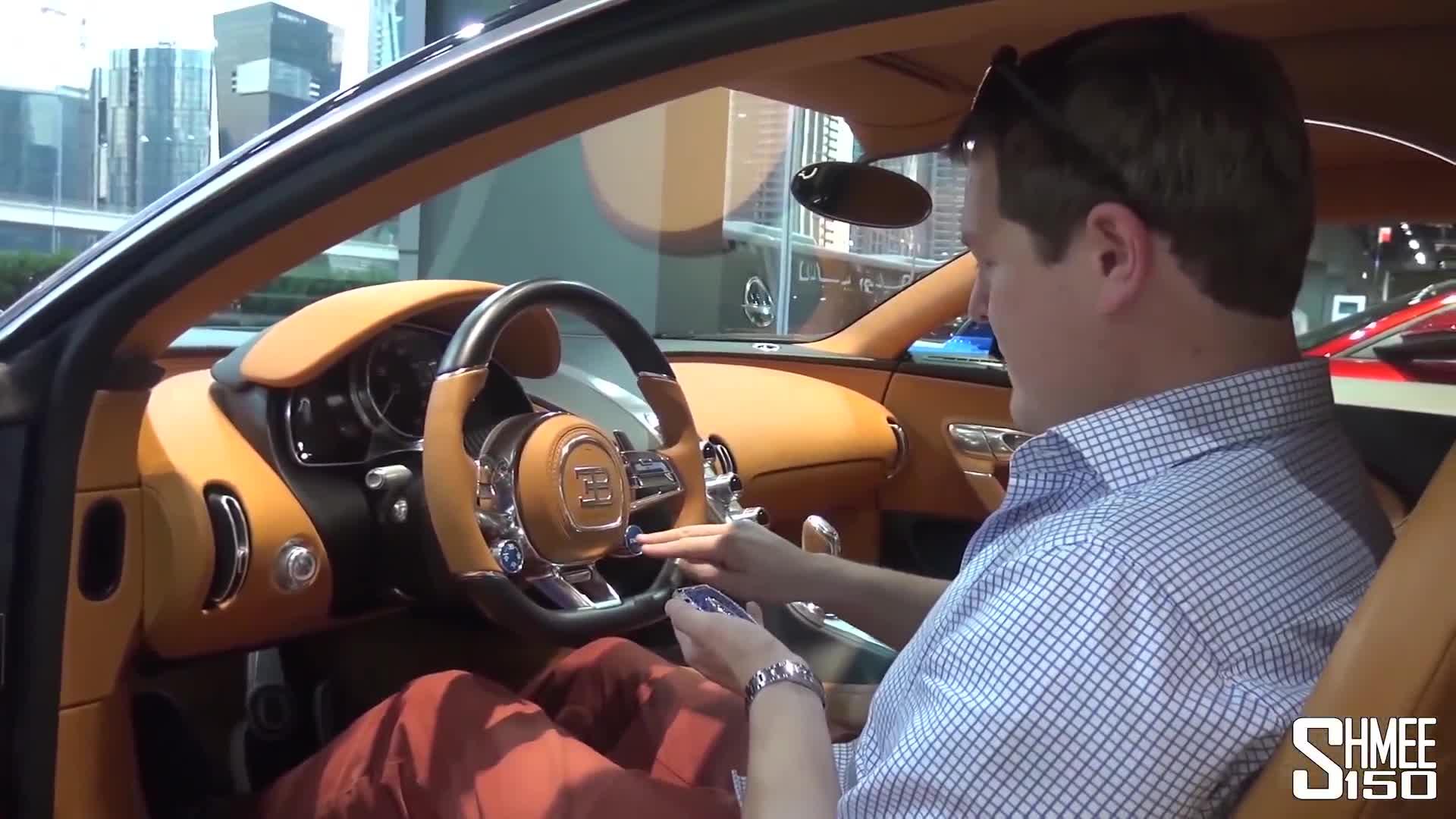 Khóa xe đắt gấp 3 Bentley Bentayga của Bugatti Chiron giờ ra sao?