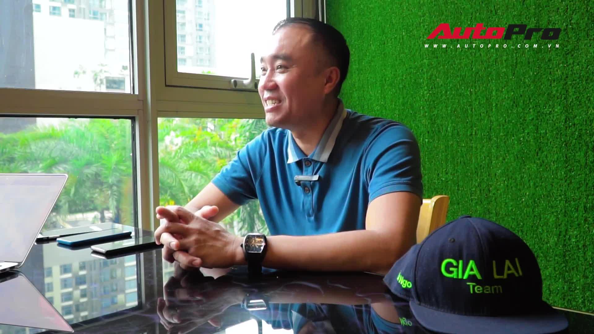 Phỏng vấn nhanh Tyler Ngo: Những sự thật ít ai biết về dân chơi siêu xe khét tiếng tại Mỹ