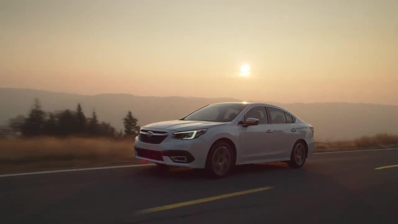 Subaru Legacy 2020 - Đối thủ mới của Toyota Camry