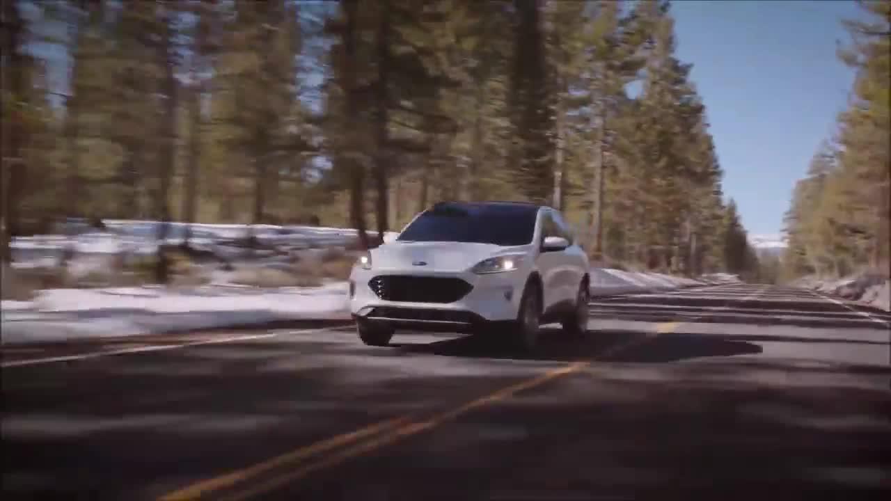 Ngắm nhìn diện mạo mới của Ford Escape 2020 và những công nghệ nổi bật