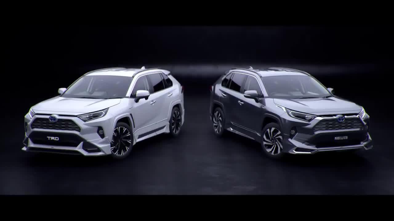 Toyota RAV4 TRD và Modellista