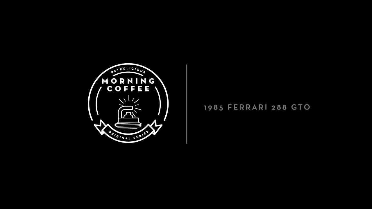 """Ferrari 288 GTO - """"LaFerrari của 1984"""""""