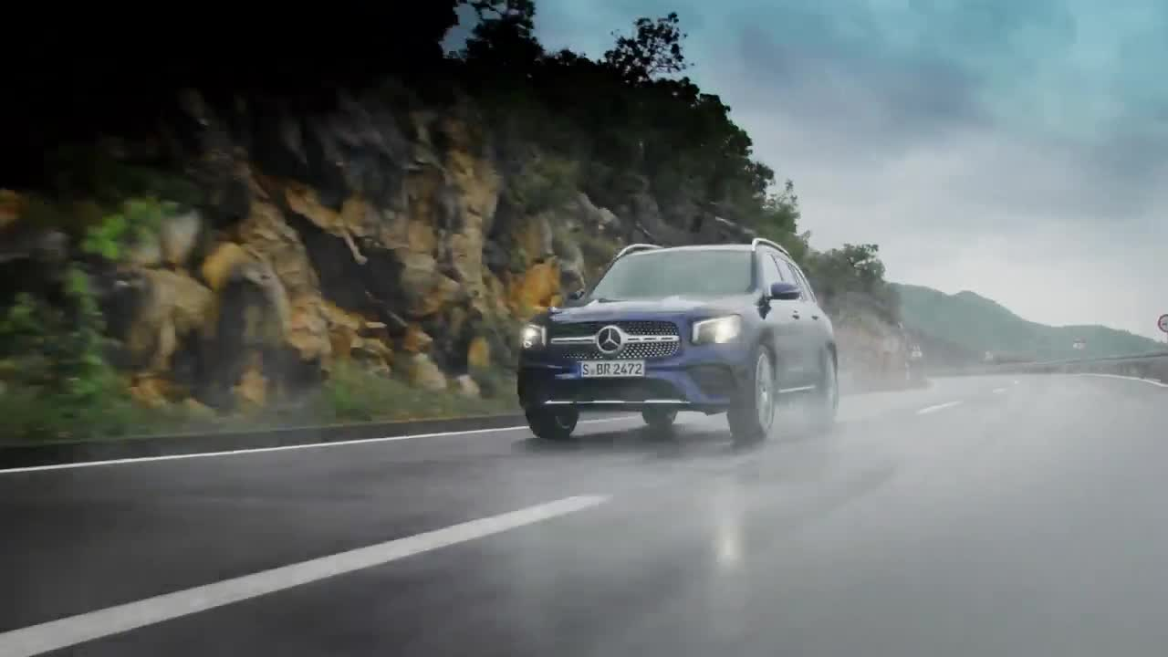 Mercedes-Benz GLB chính thức ra mắt