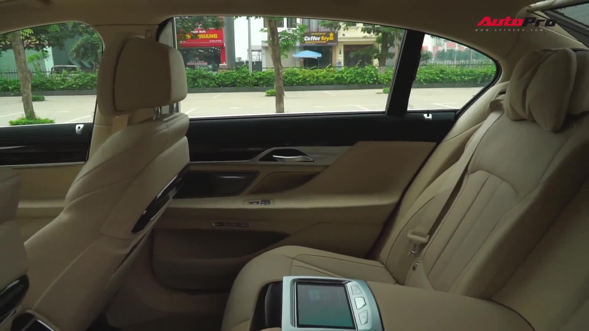Chi tiết BMW 730Li: Mang chất thể thao lên limo hạng sang