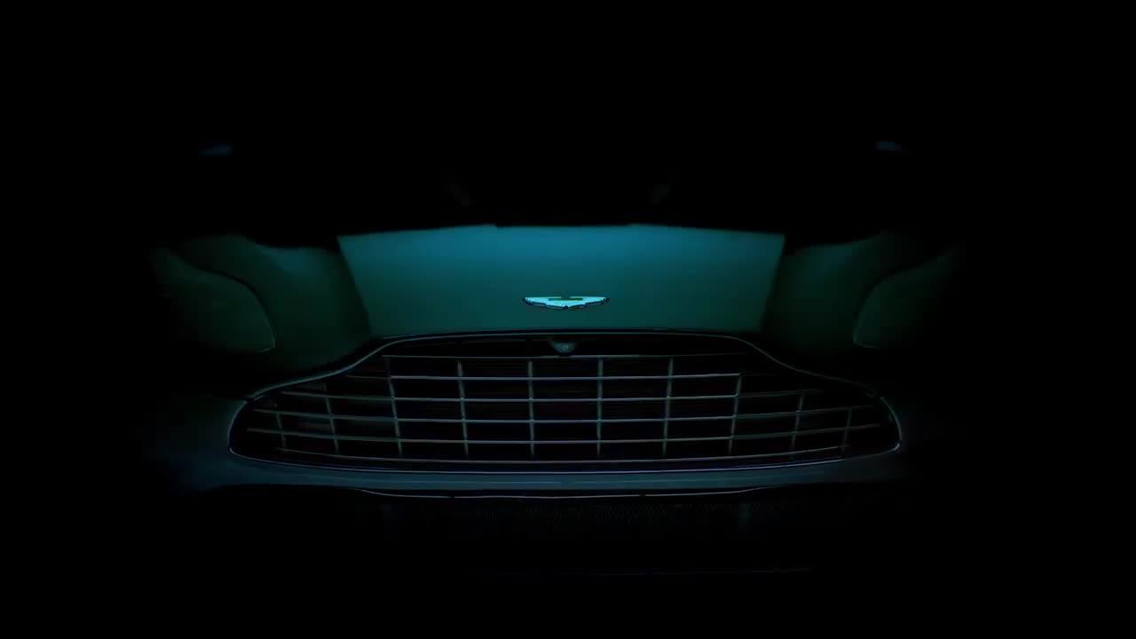 Aston Martin DBX teaser 2: Thiết kế