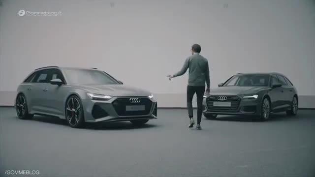 Các công nghệ nổi bật trên Audi RS6 Avant 2020