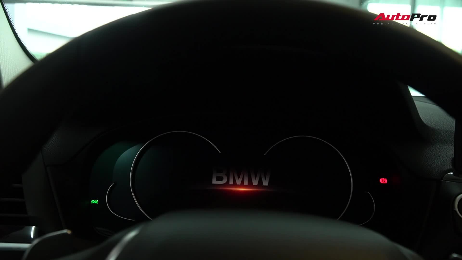 Khám phá công nghệ trên BMW X3