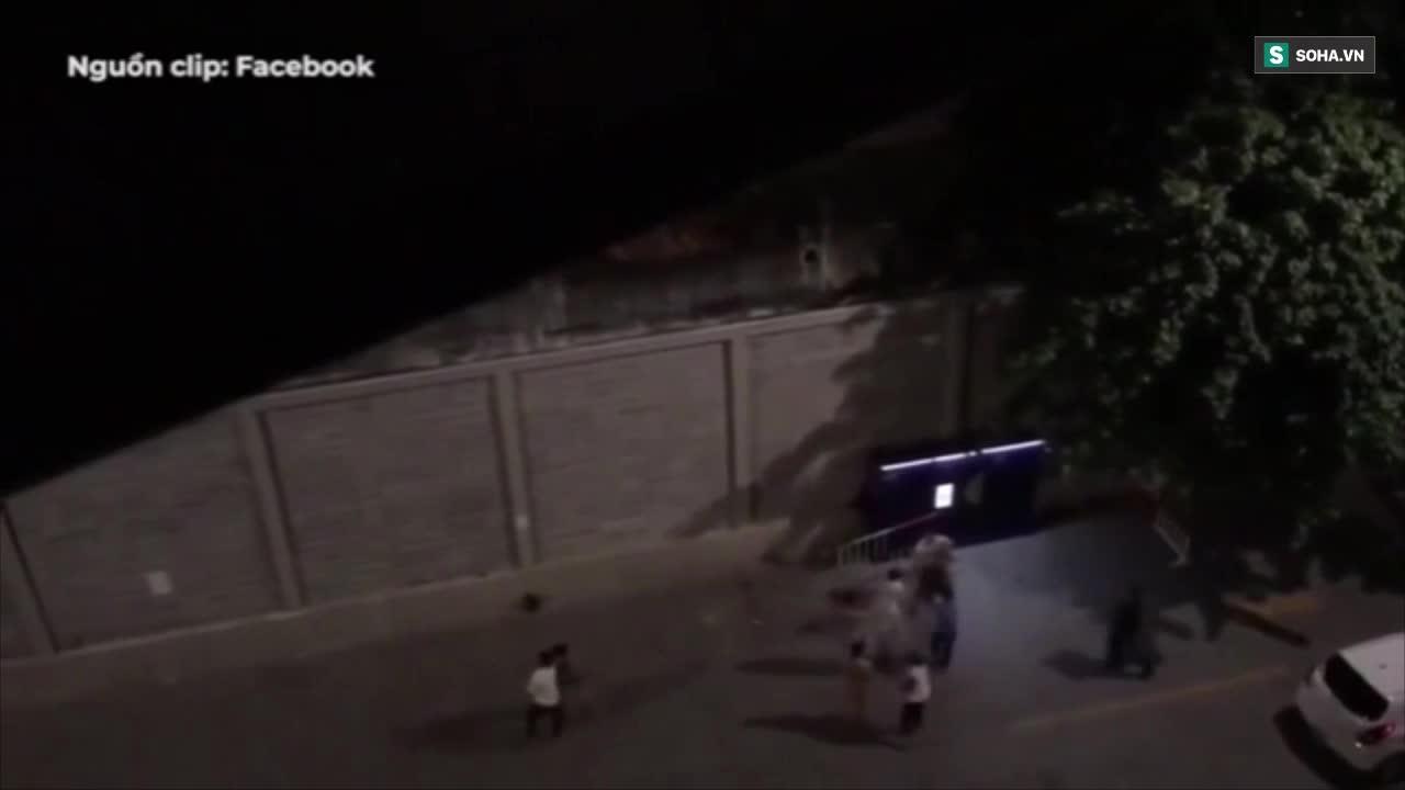 Chiếc xe nâng hiểm độc và màn trả thù tàn ác trong đêm