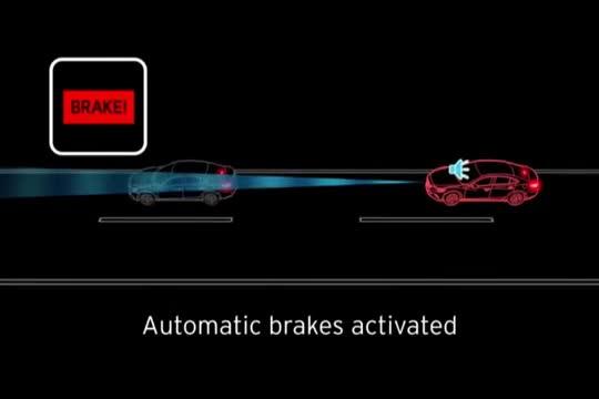 Cơ chế hoạt động của SBS trên Mazda3