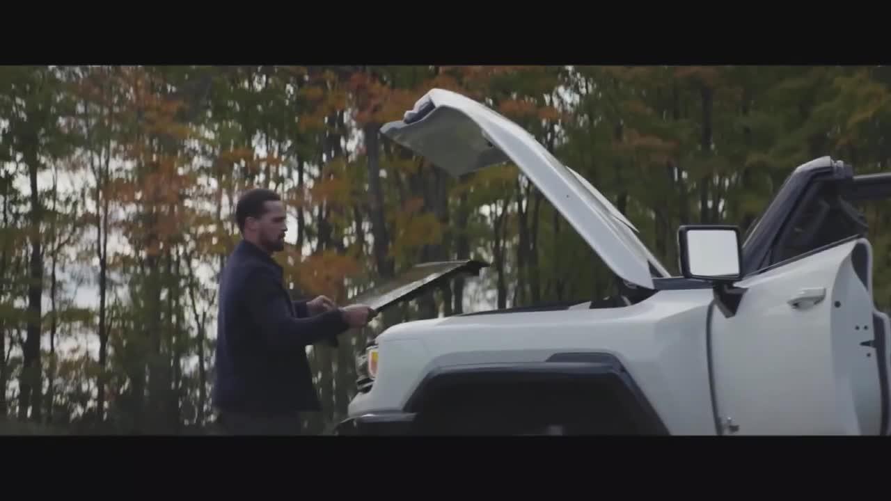 Tổng quan GMC Hummer