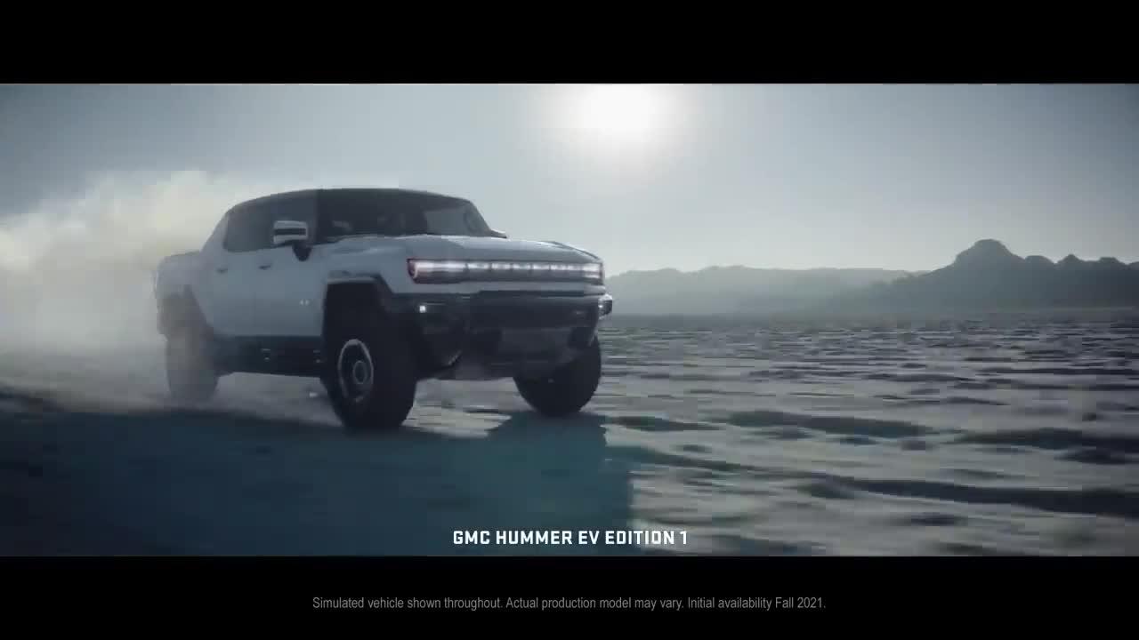 Một số tính năng nổi bật trên GMC Hummer EV