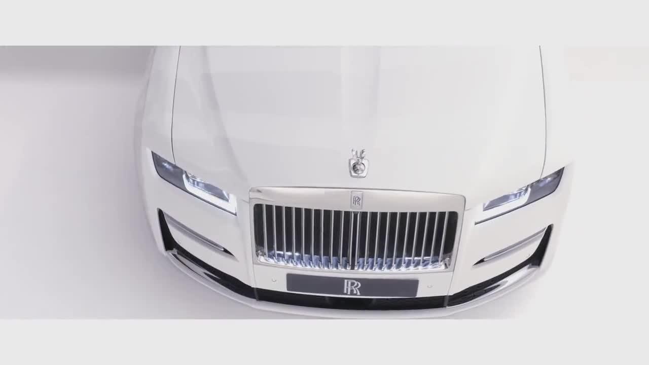Rolls-Royce Ghost thế hệ thứ 2
