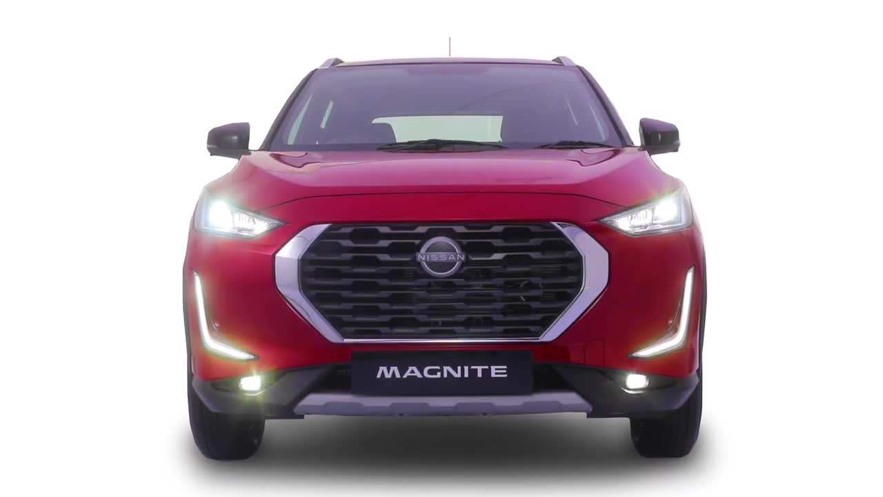 Nissan Magnite 2021 chính thức ra mắt