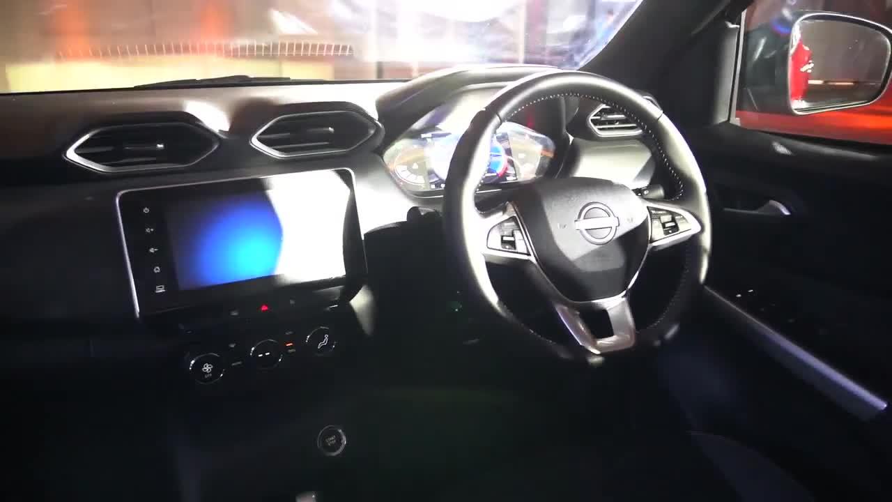 Nissan Magnite 2021 ngoài thực tế