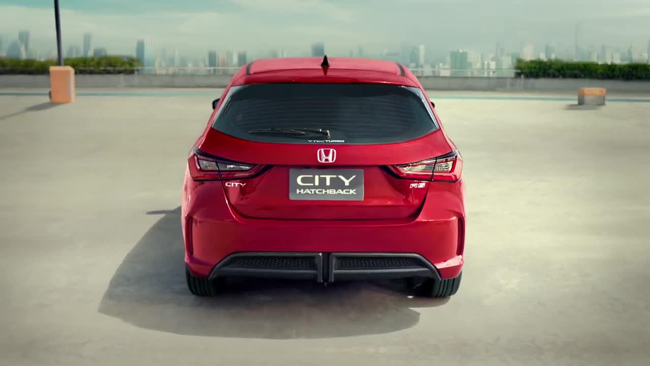 Honda City Hatchback chính thức ra mắt